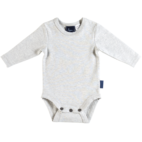 Nimmy Luxe Organic Bodysuit - Long Sleeve