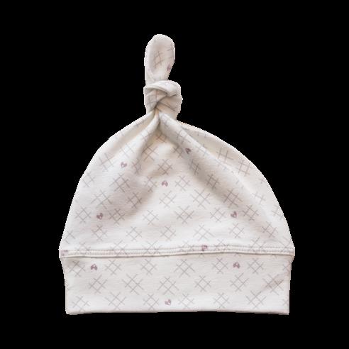 Romsey Organic Knot Hat
