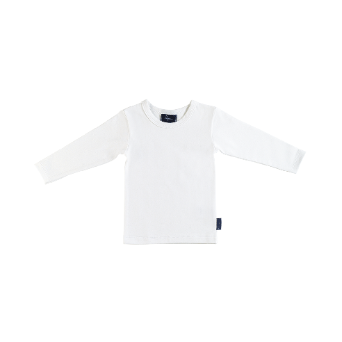 Putney Luxe Organic T-Shirt - Long Sleeve