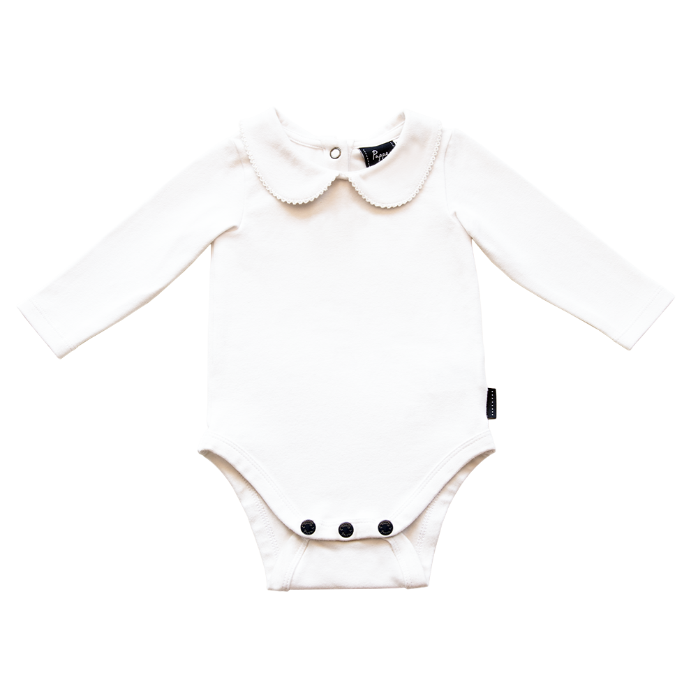 Bowhill Luxe Organic Onesie