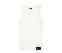 Wool Lacey Singlet