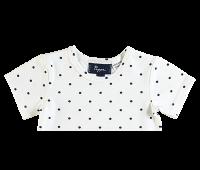 Nimmy Luxe Organic Bodysuit - Short Sleeve