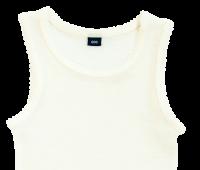 Wool Lacey Singlet