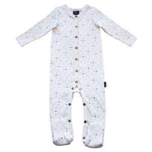 Melrose Footed Onesie