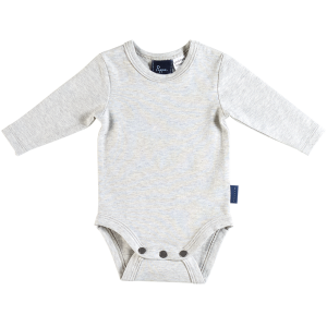 Nimmy Luxe Organic Romper - Long Sleeve