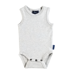 Nimmy Luxe Organic Bodysuit - Sleeveless