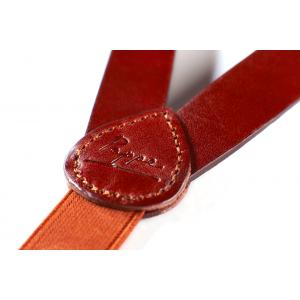Cringle Leather Braces