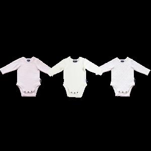 3 Pack Long Sleeve Onesie - Customer Choice