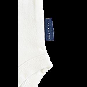 Nimmy Luxe Organic Romper - Short Sleeve