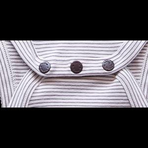 Nimmy Luxe Organic Bodysuit – Long Sleeve