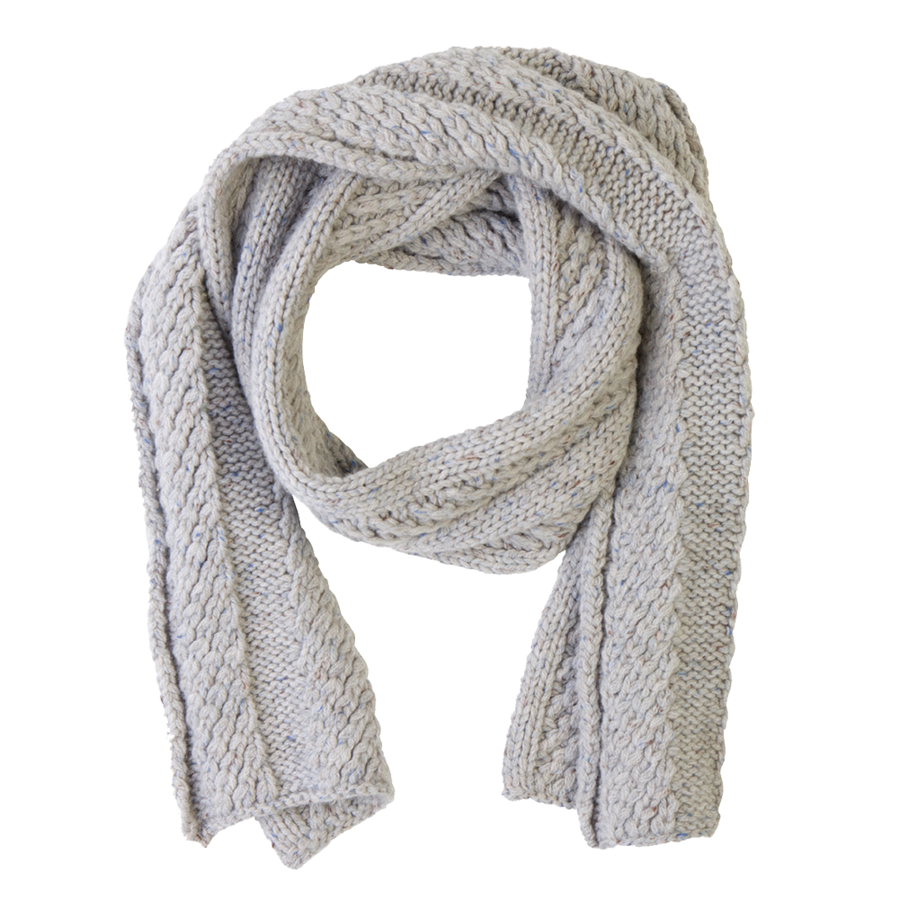 Orkney Knitted Scarf Pappe Australia