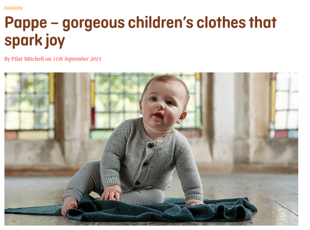 Babyology Article